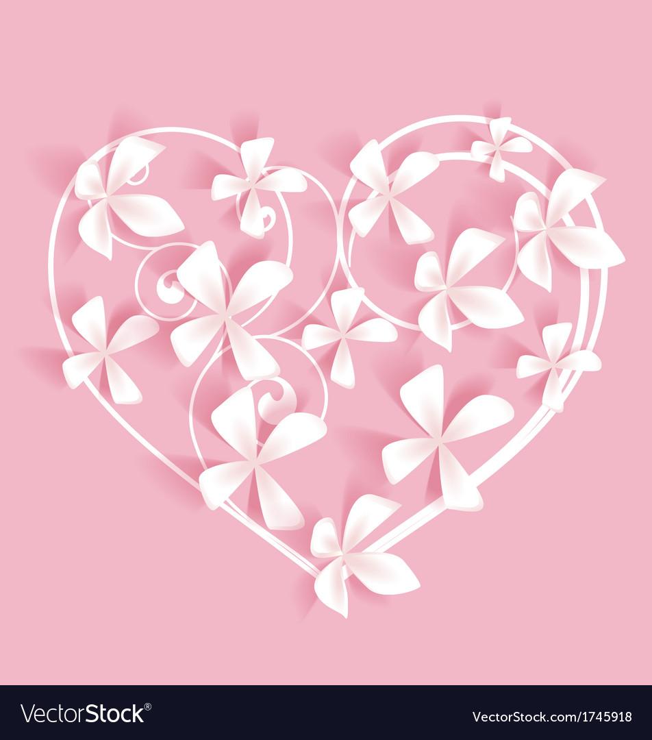 Heart vector | Price: 1 Credit (USD $1)