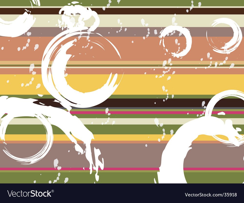 Muted rainbow vector | Price: 1 Credit (USD $1)