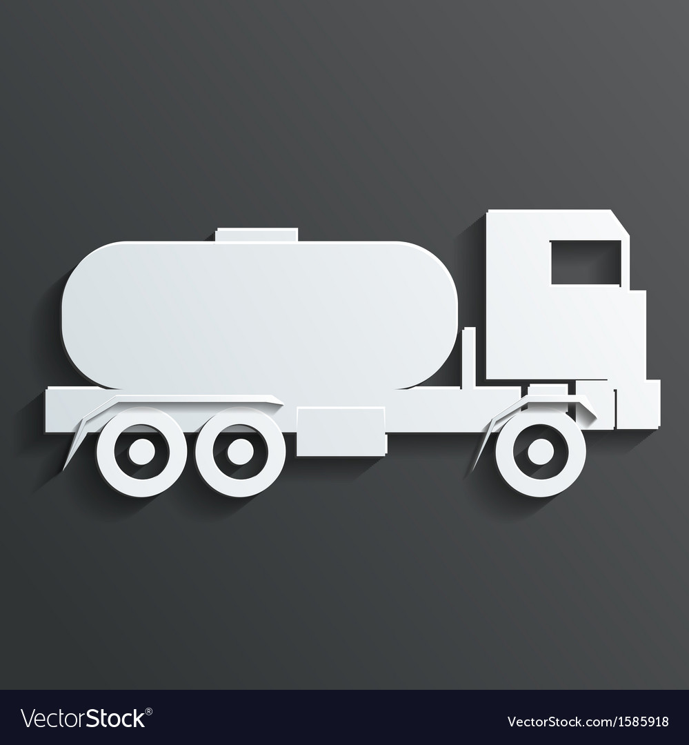 Tanker trucks vector | Price: 1 Credit (USD $1)