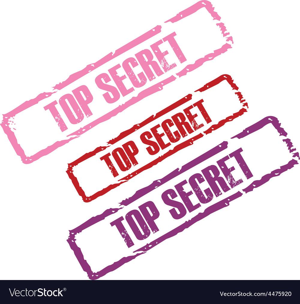 Top secret vector   Price: 1 Credit (USD $1)