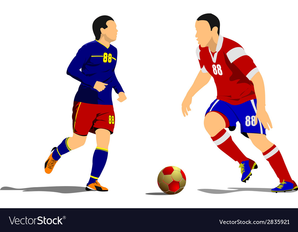 Al 1041 soccer 03 vector | Price: 1 Credit (USD $1)
