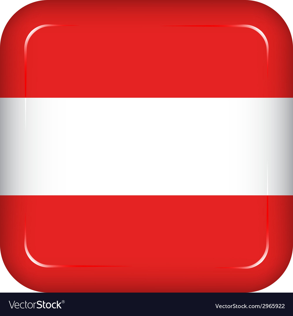 Austria flag vector | Price: 1 Credit (USD $1)