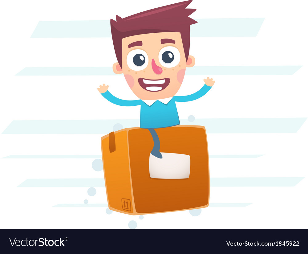 Express mail delivery worldwide vector | Price: 1 Credit (USD $1)