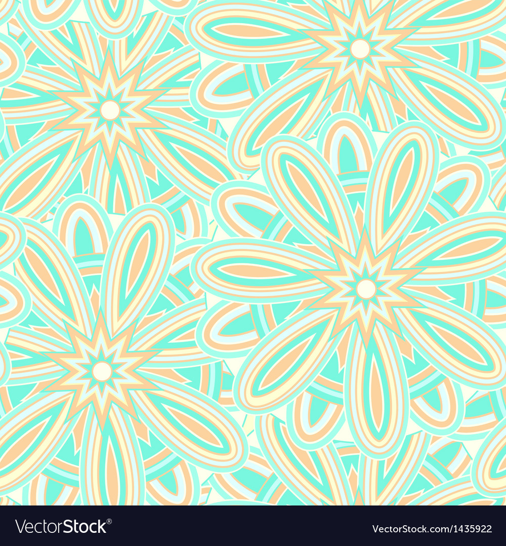 Green summer geometric pattern vector | Price: 1 Credit (USD $1)
