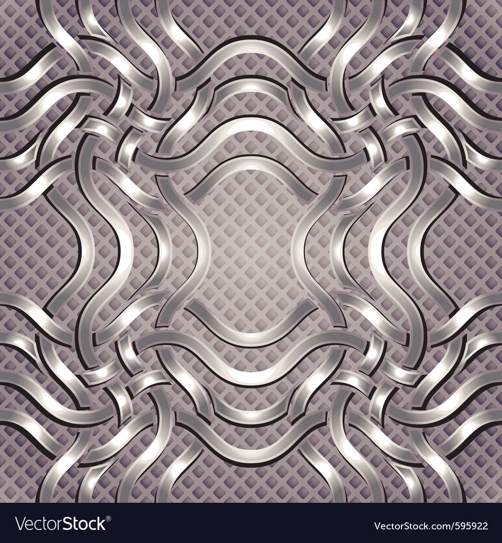 Luxury seamless pattern vector | Price: 1 Credit (USD $1)