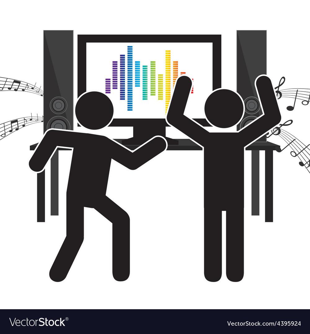 Tv entertainment vector   Price: 1 Credit (USD $1)