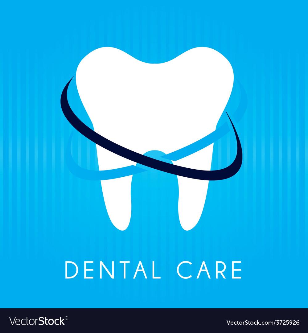 Dental care design vector   Price: 1 Credit (USD $1)