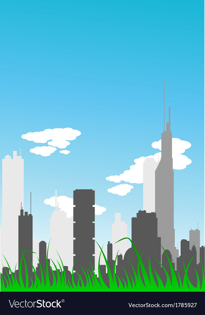 Day city vector   Price: 1 Credit (USD $1)