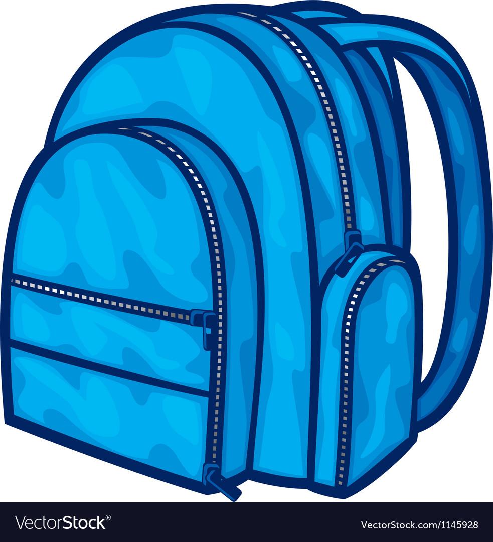 Bag pack - backpack vector | Price: 1 Credit (USD $1)