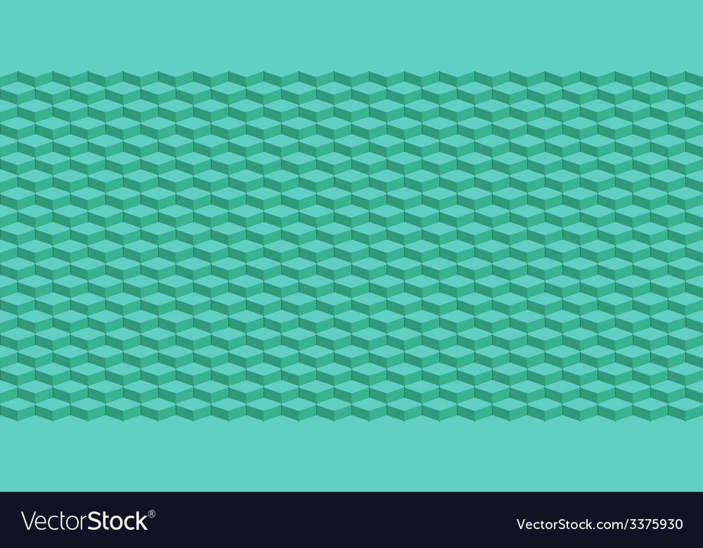 Abstract parallelepiped pattern vector | Price: 1 Credit (USD $1)