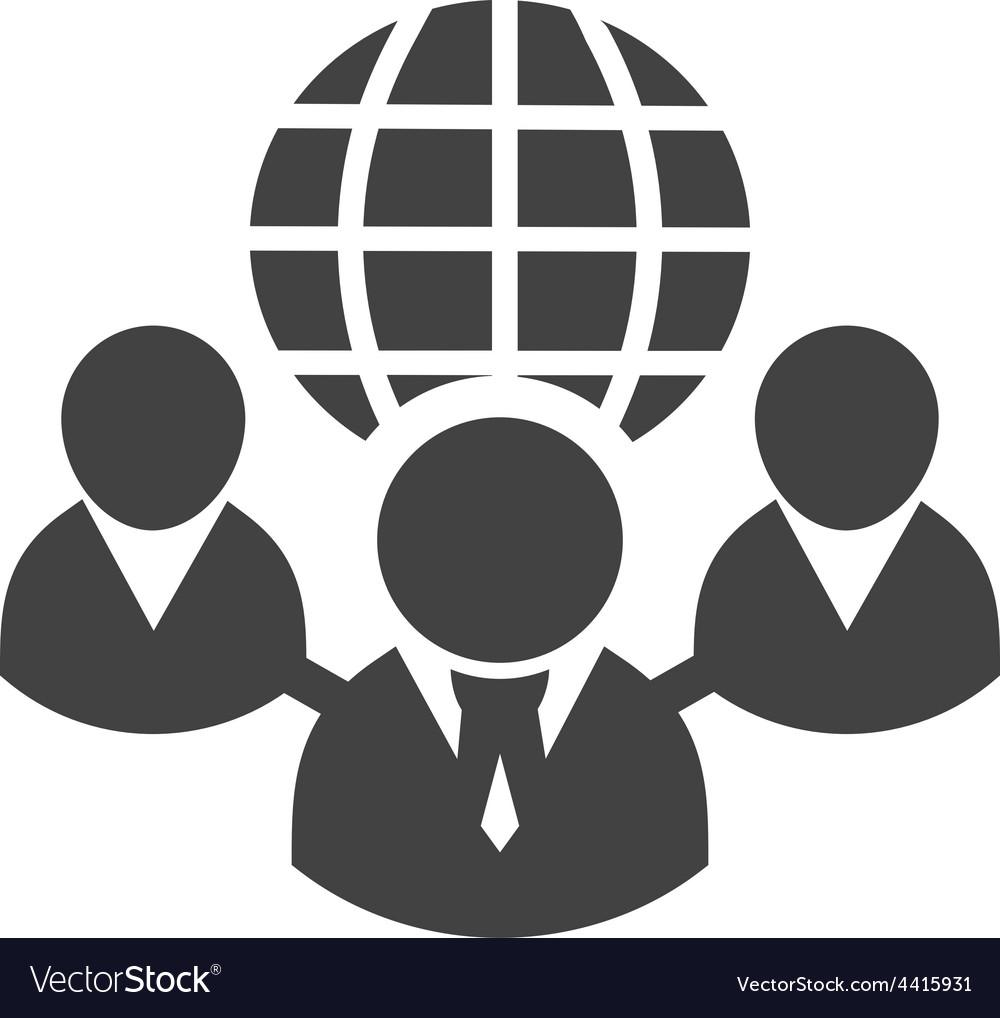 Web client server vector | Price: 1 Credit (USD $1)