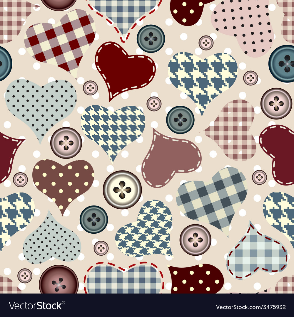 Hearts collage vector | Price: 1 Credit (USD $1)