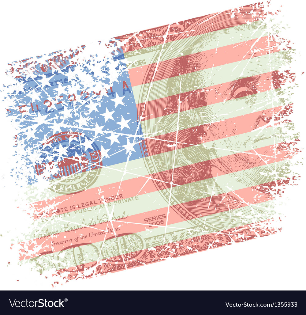 Background with flag vector | Price: 1 Credit (USD $1)