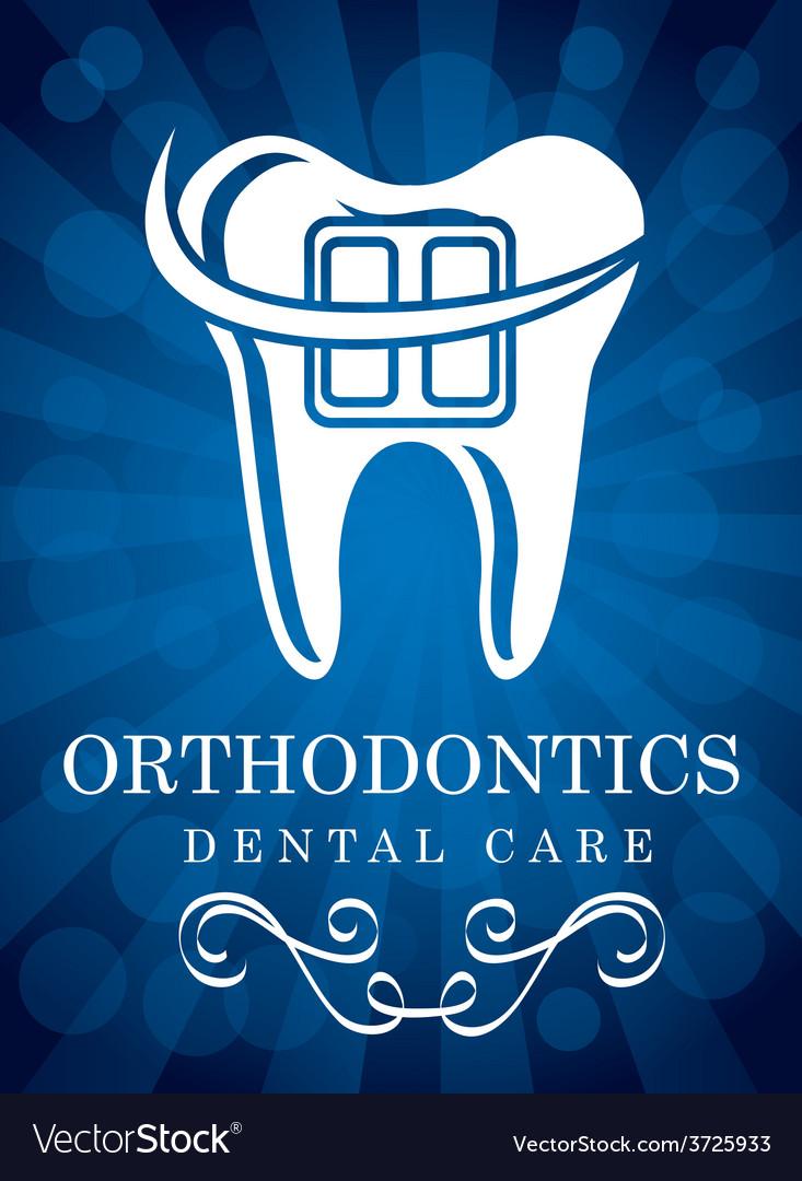 Orthodontics vector   Price: 1 Credit (USD $1)