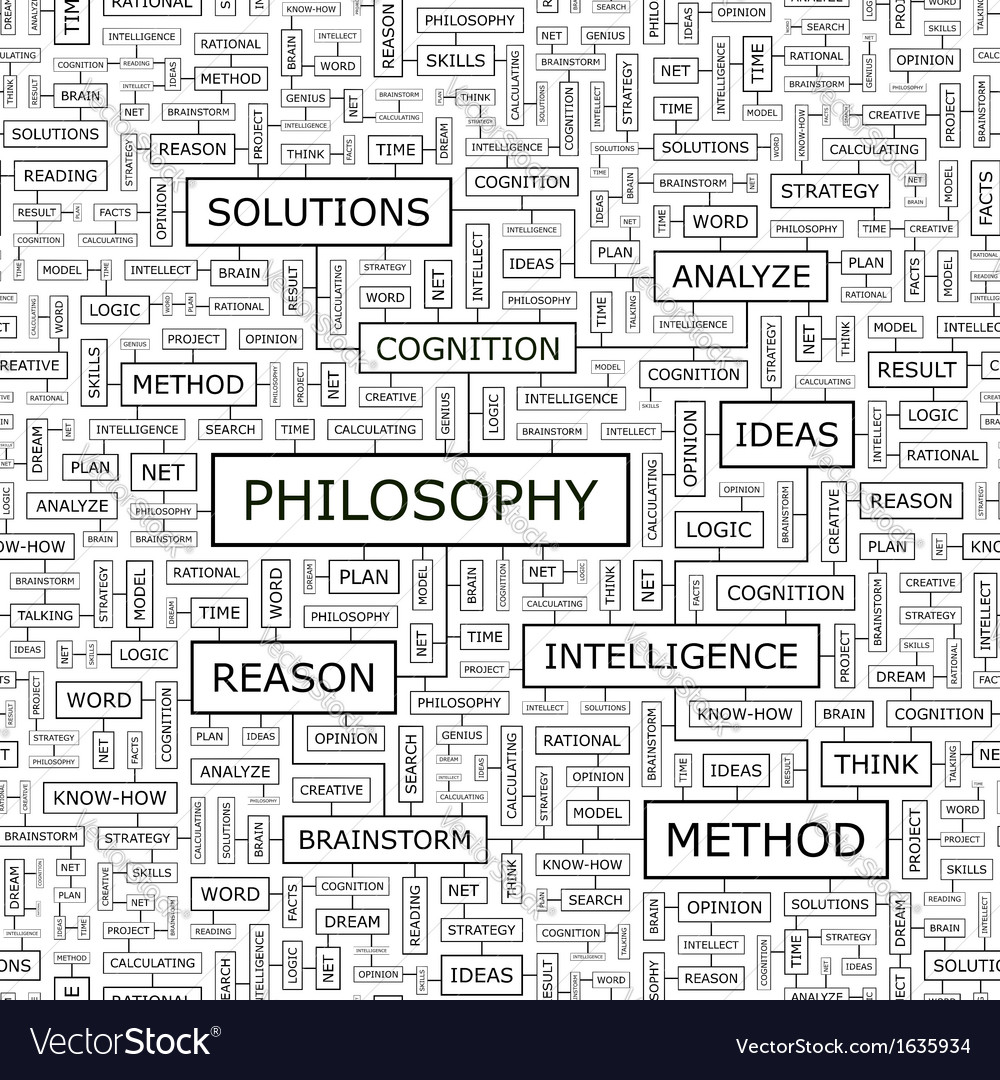 Philosophy vector | Price: 1 Credit (USD $1)