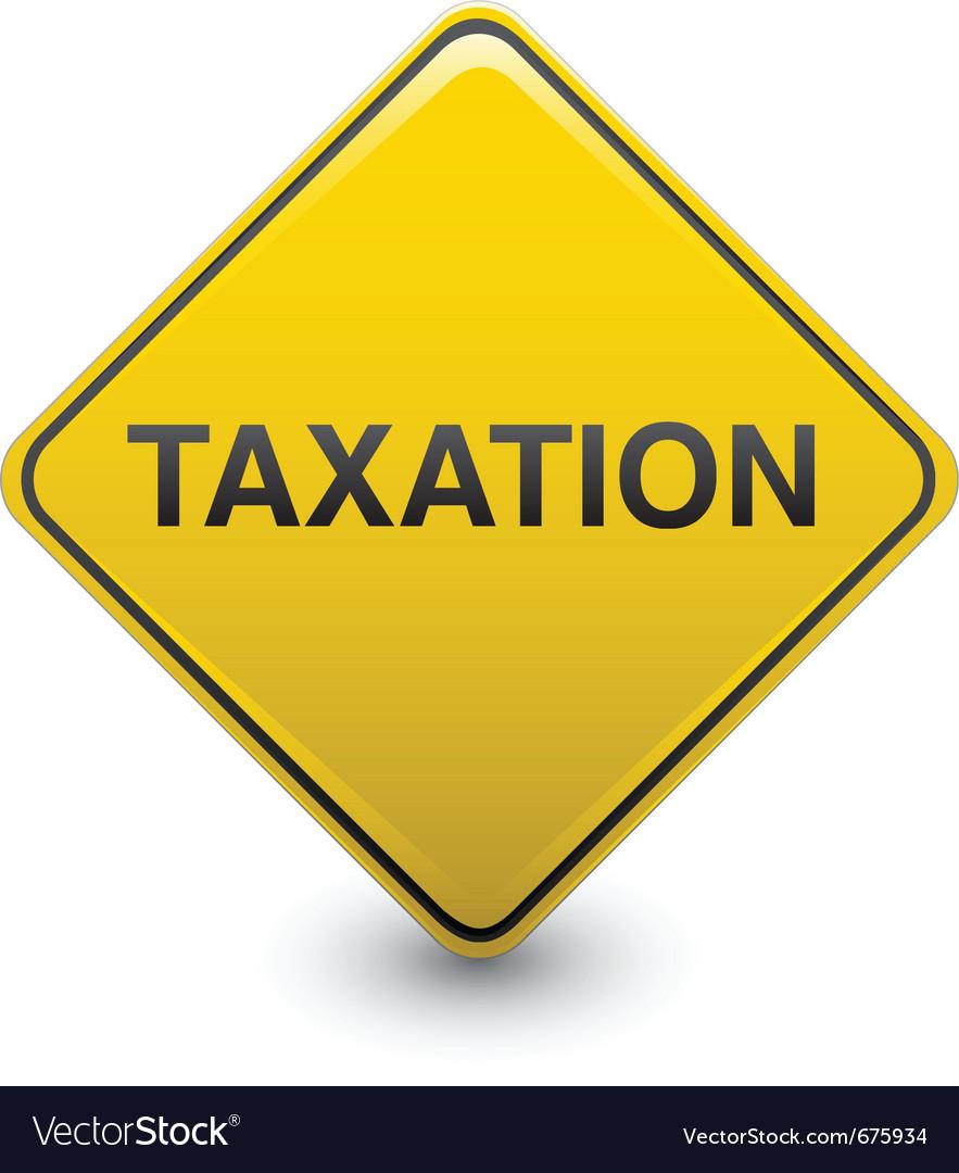 Tax warning vector   Price: 1 Credit (USD $1)