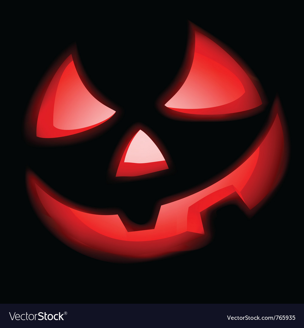 Jack o lantern vector | Price: 1 Credit (USD $1)