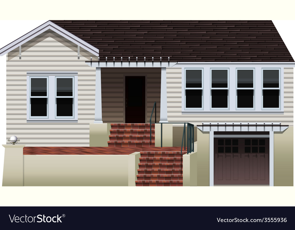 House vector | Price: 3 Credit (USD $3)