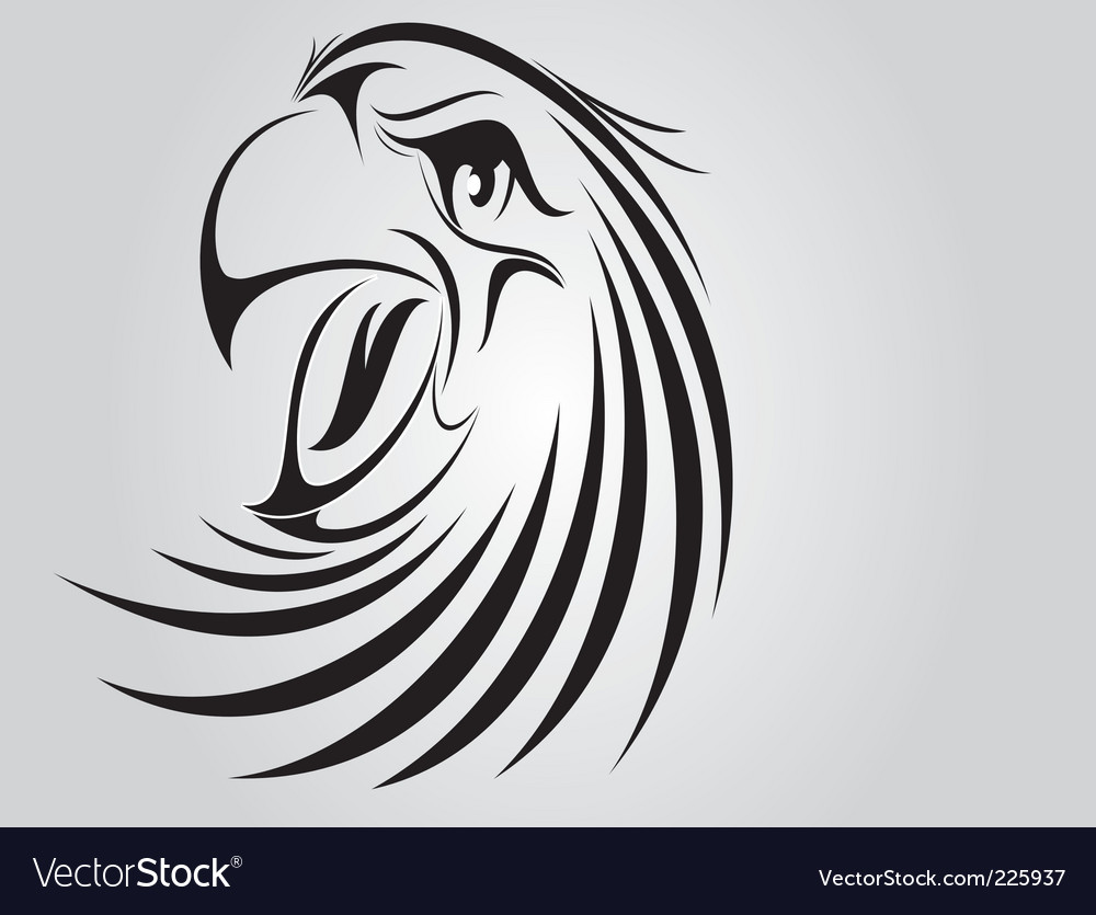 Eagle logo vector | Price: 1 Credit (USD $1)