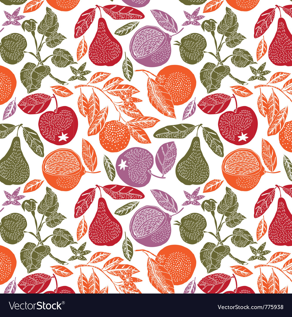 Summer fruits vector | Price: 1 Credit (USD $1)