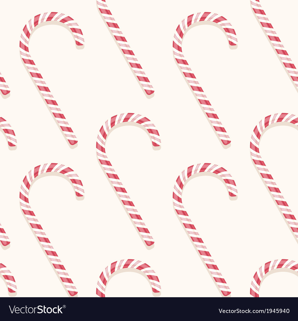 Candy cane pattern vector   Price: 1 Credit (USD $1)