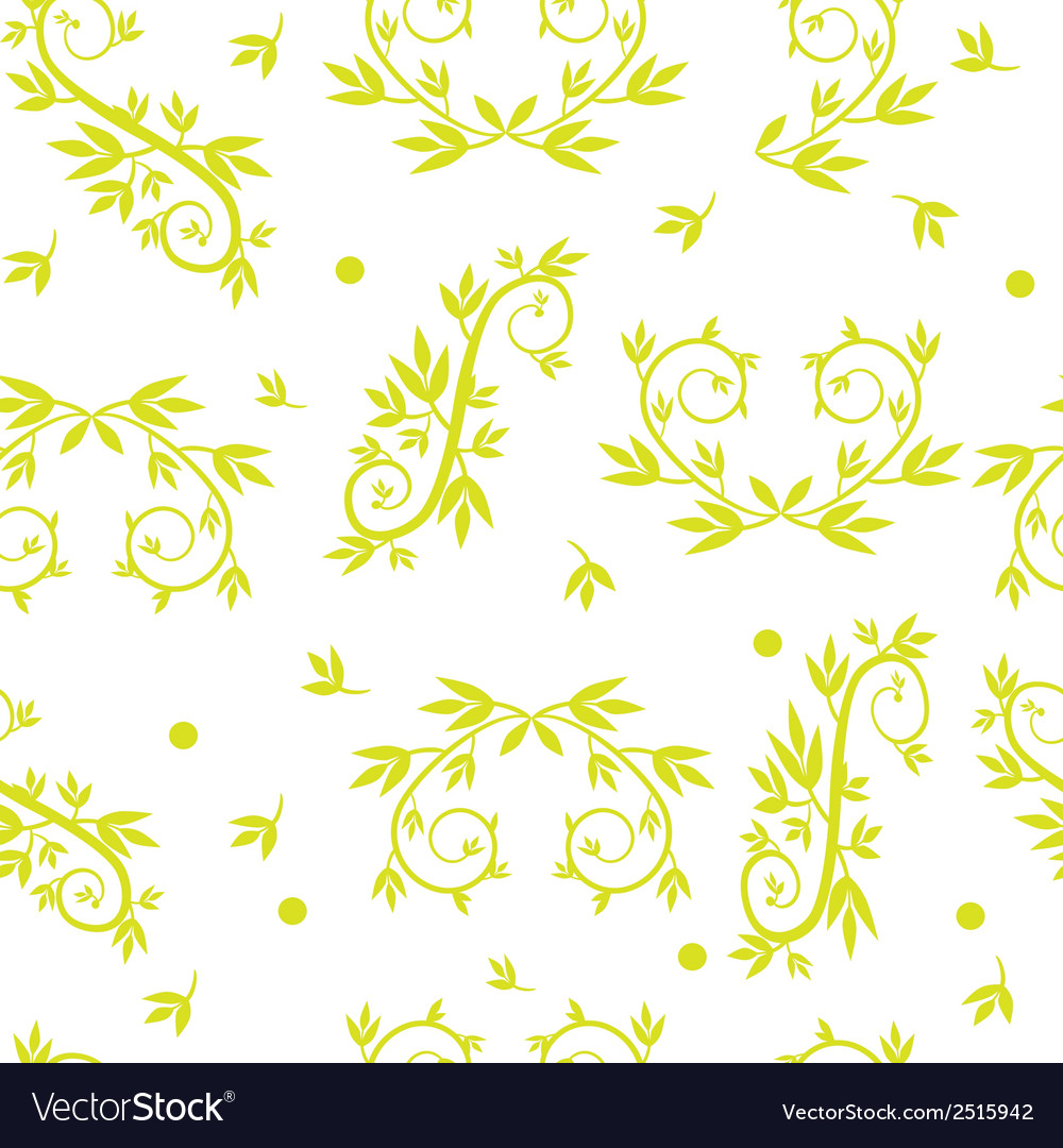 Seamless texture patterns with ornaments vector | Price: 1 Credit (USD $1)