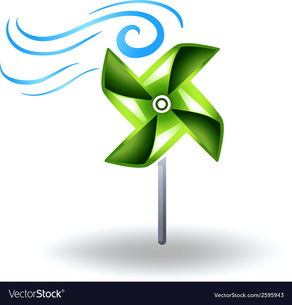 A windy weather vector | Price: 1 Credit (USD $1)