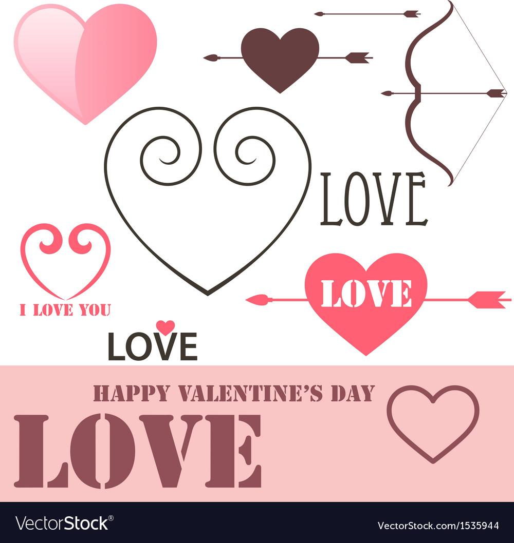 Heart vintage vector   Price: 1 Credit (USD $1)