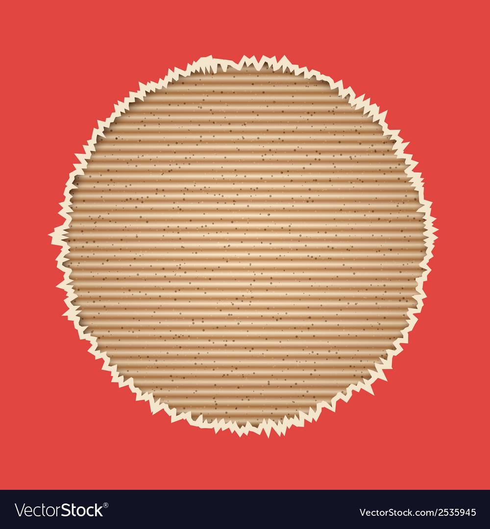 Cardboard background vector | Price: 1 Credit (USD $1)