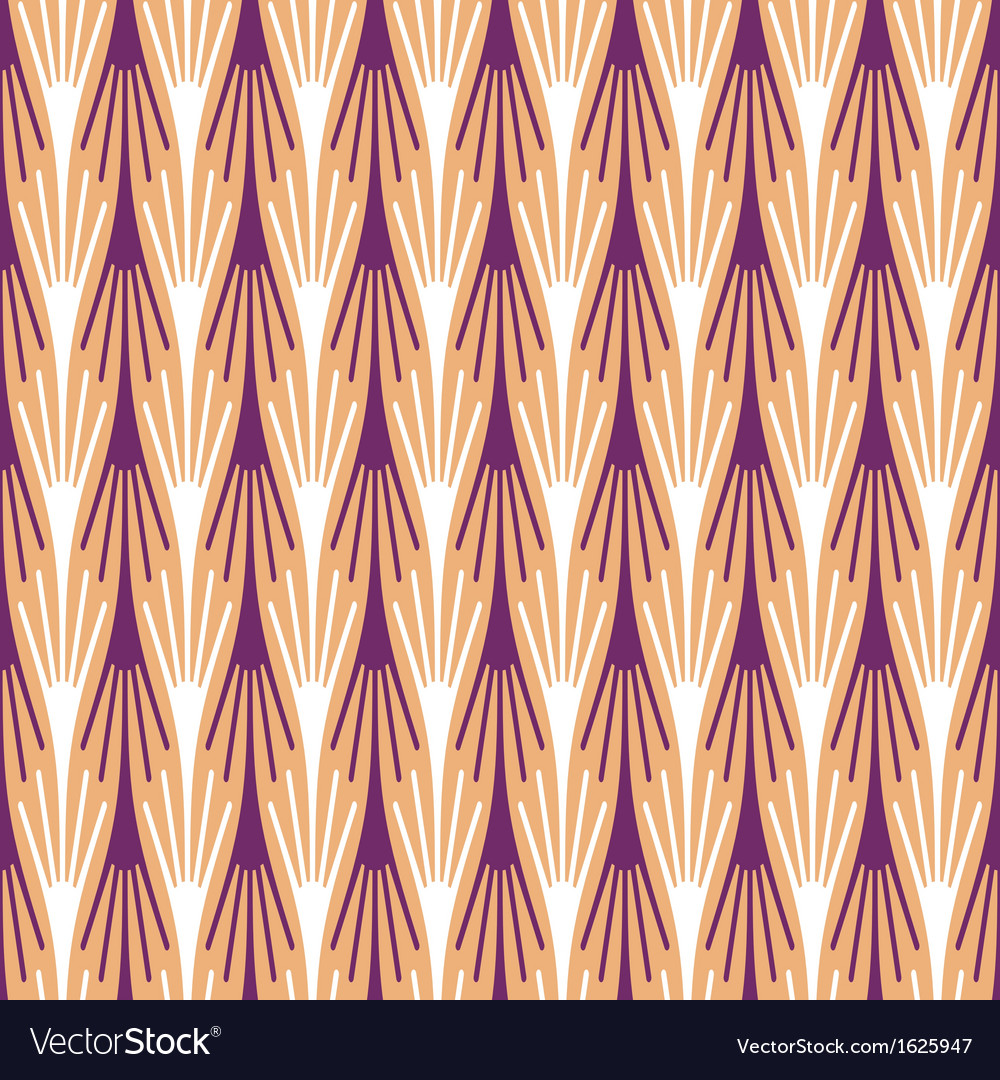 Seamless geometric colorful pattern background vector | Price: 1 Credit (USD $1)