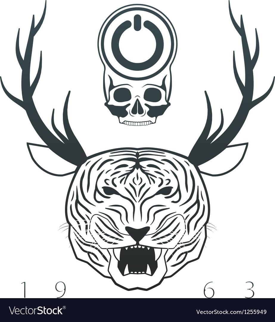 Emblem of designer vector   Price: 1 Credit (USD $1)