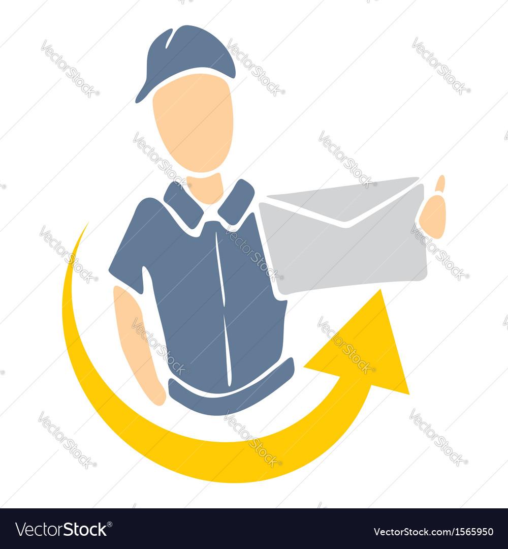 Delivery icon vector | Price: 1 Credit (USD $1)