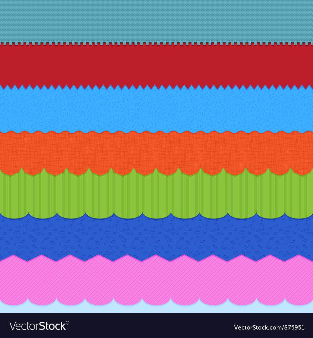 Set of 7 header backgrounds vector | Price: 1 Credit (USD $1)