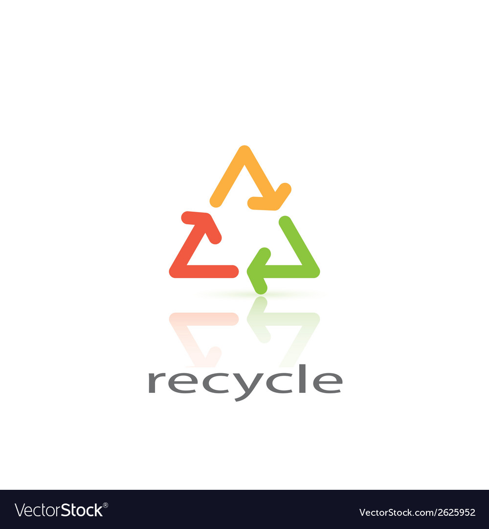 Sign recycle vector | Price: 1 Credit (USD $1)