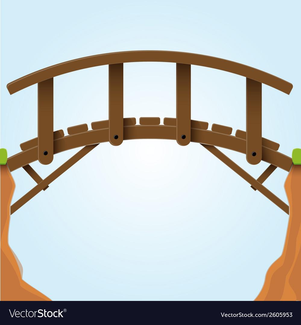 Bridge vector | Price: 1 Credit (USD $1)