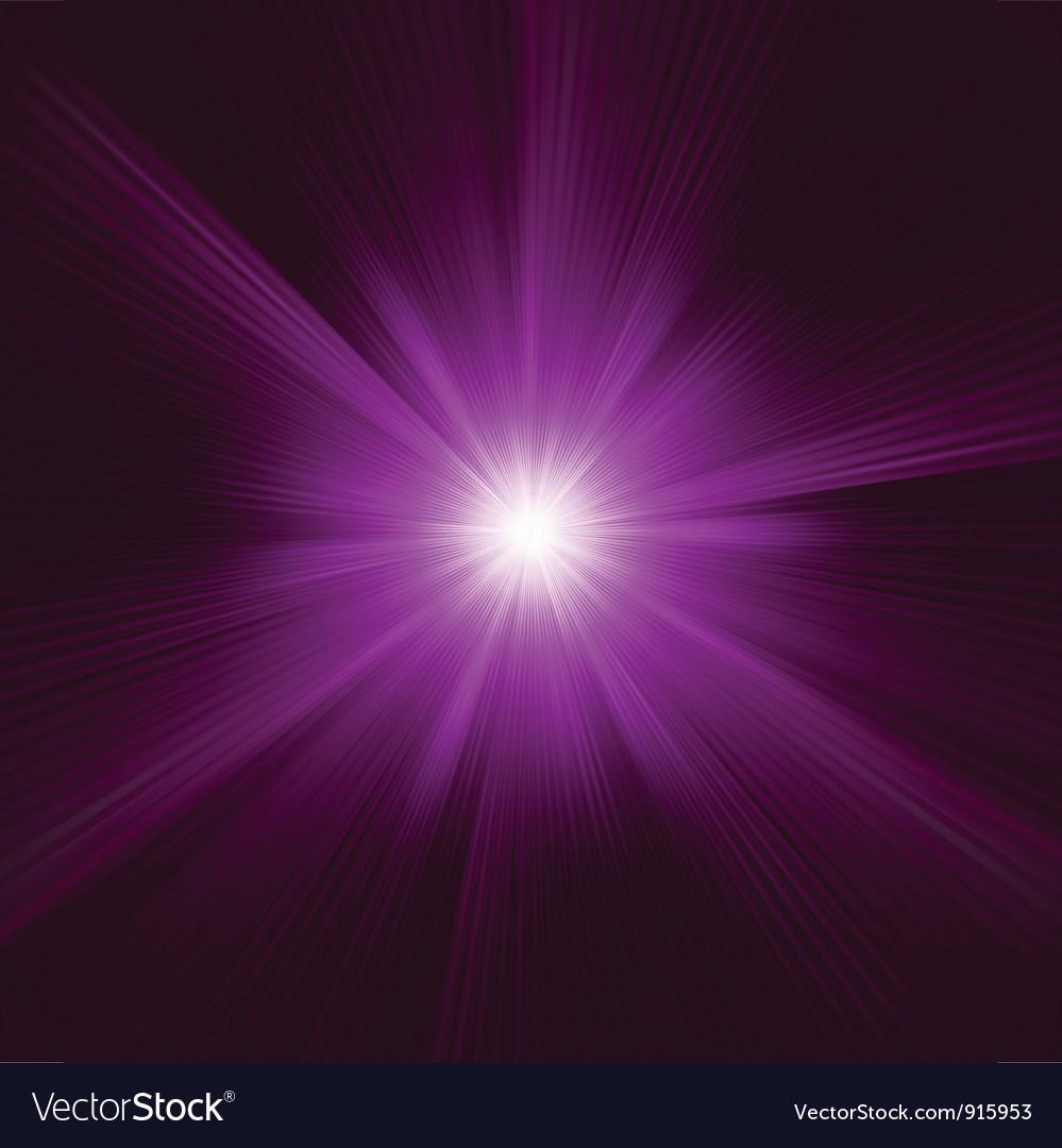 Purple star burst background vector | Price: 1 Credit (USD $1)
