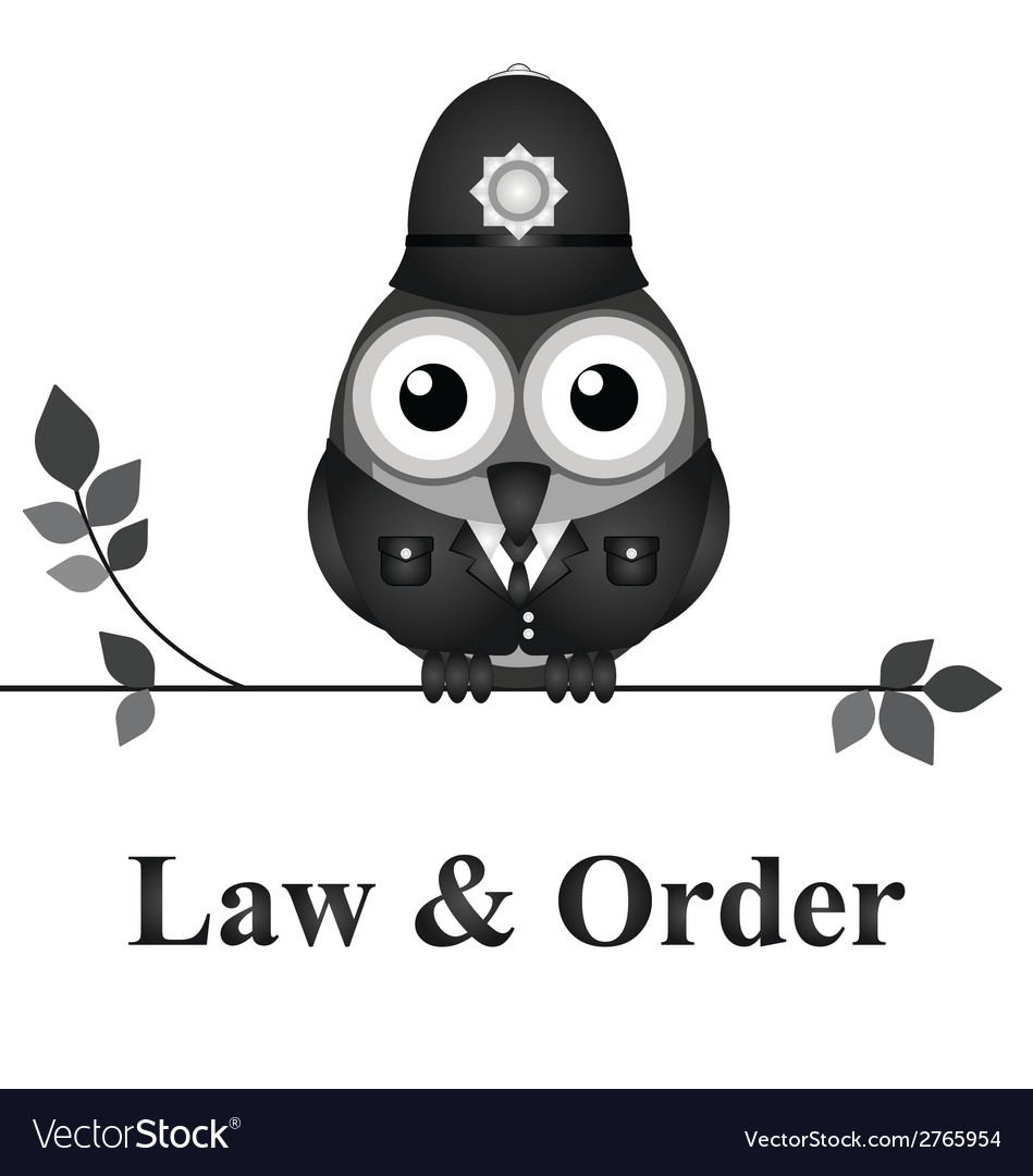 Law and order uk vector | Price: 1 Credit (USD $1)