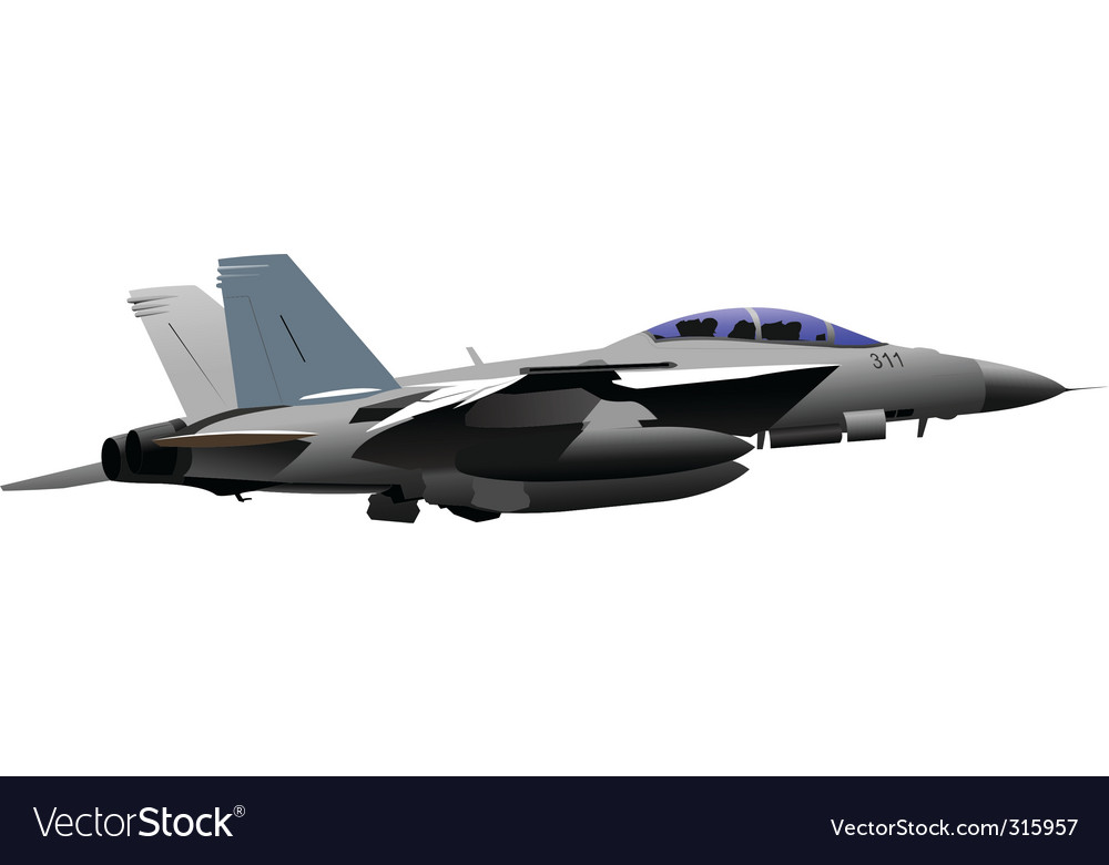 Air force vector | Price: 3 Credit (USD $3)
