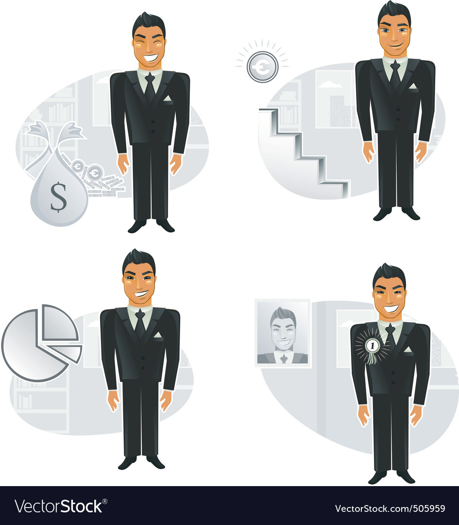 Business vector | Price: 3 Credit (USD $3)