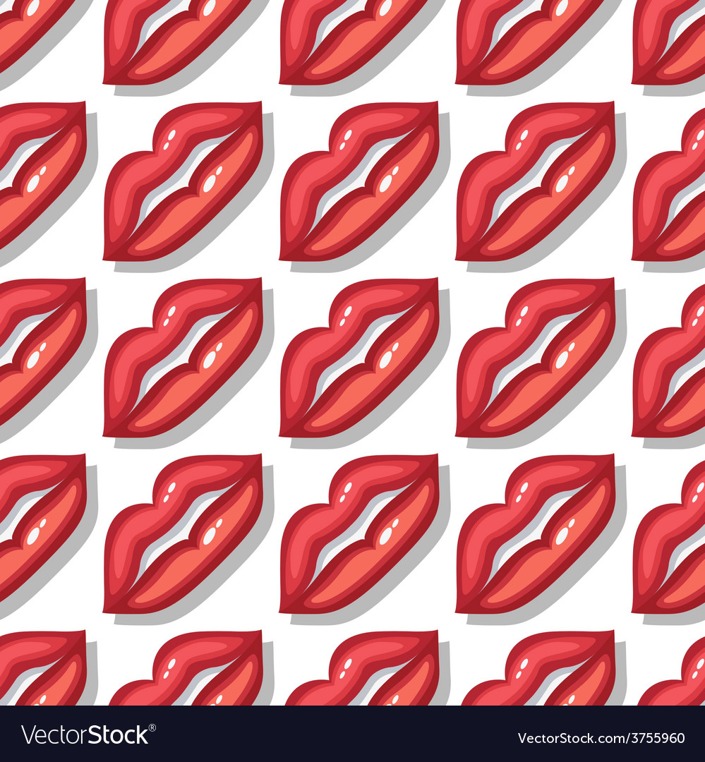 Patternlips vector | Price: 1 Credit (USD $1)