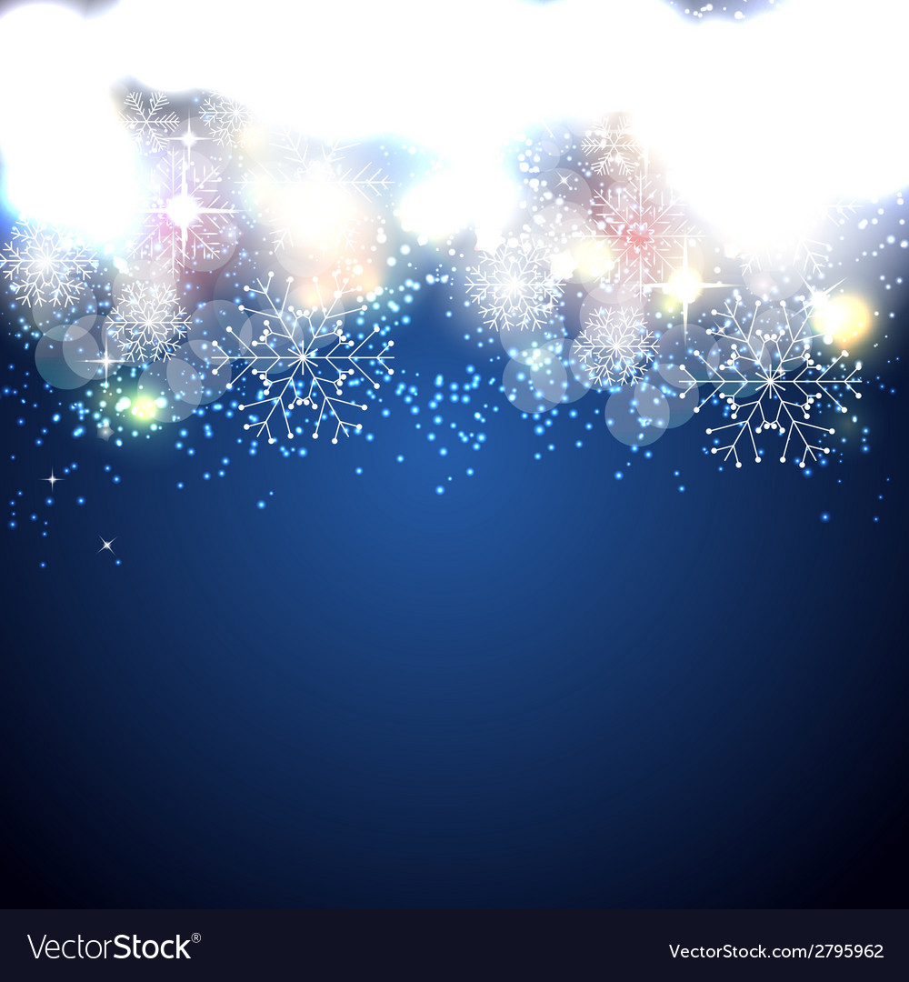 Christmas glossy star background vector   Price: 1 Credit (USD $1)
