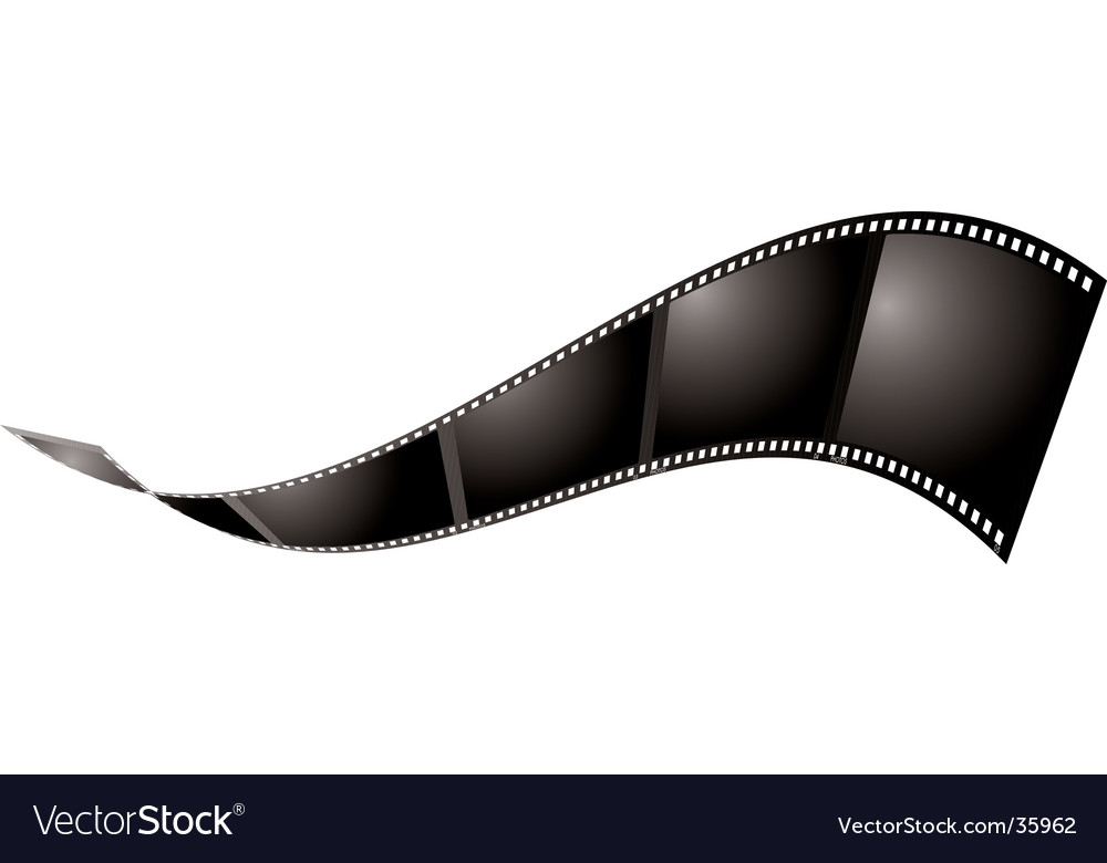 Film float vector | Price: 1 Credit (USD $1)