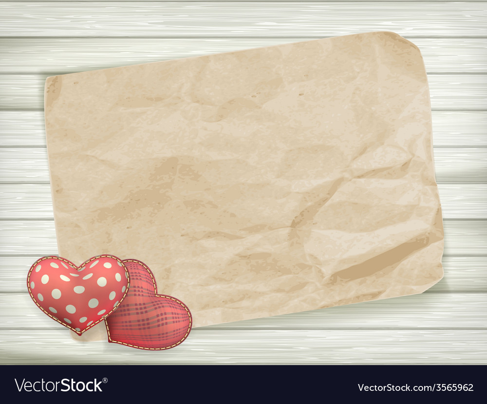 Valentines day toy heart eps 10 vector | Price: 3 Credit (USD $3)