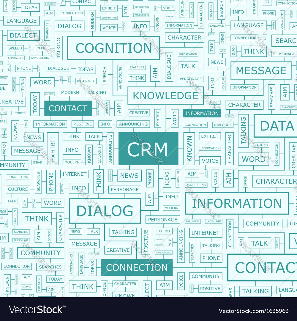 Crm vector | Price: 1 Credit (USD $1)