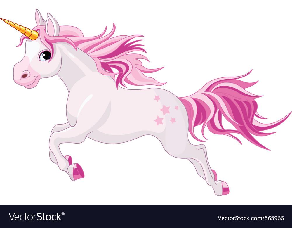 Beautiful unicorn vector | Price: 3 Credit (USD $3)