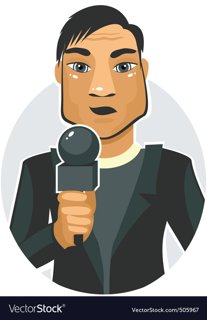 Microphone2 vector | Price: 1 Credit (USD $1)