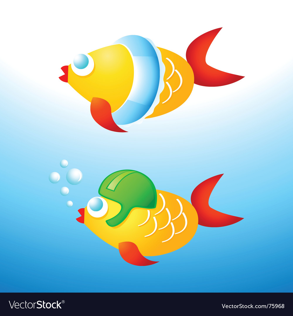Learning to swim vector | Price: 1 Credit (USD $1)