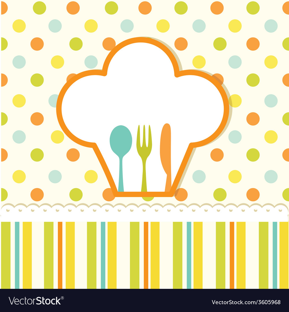 Menu card vector | Price: 1 Credit (USD $1)