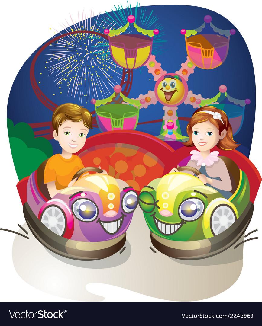 Amusement park vector   Price: 3 Credit (USD $3)