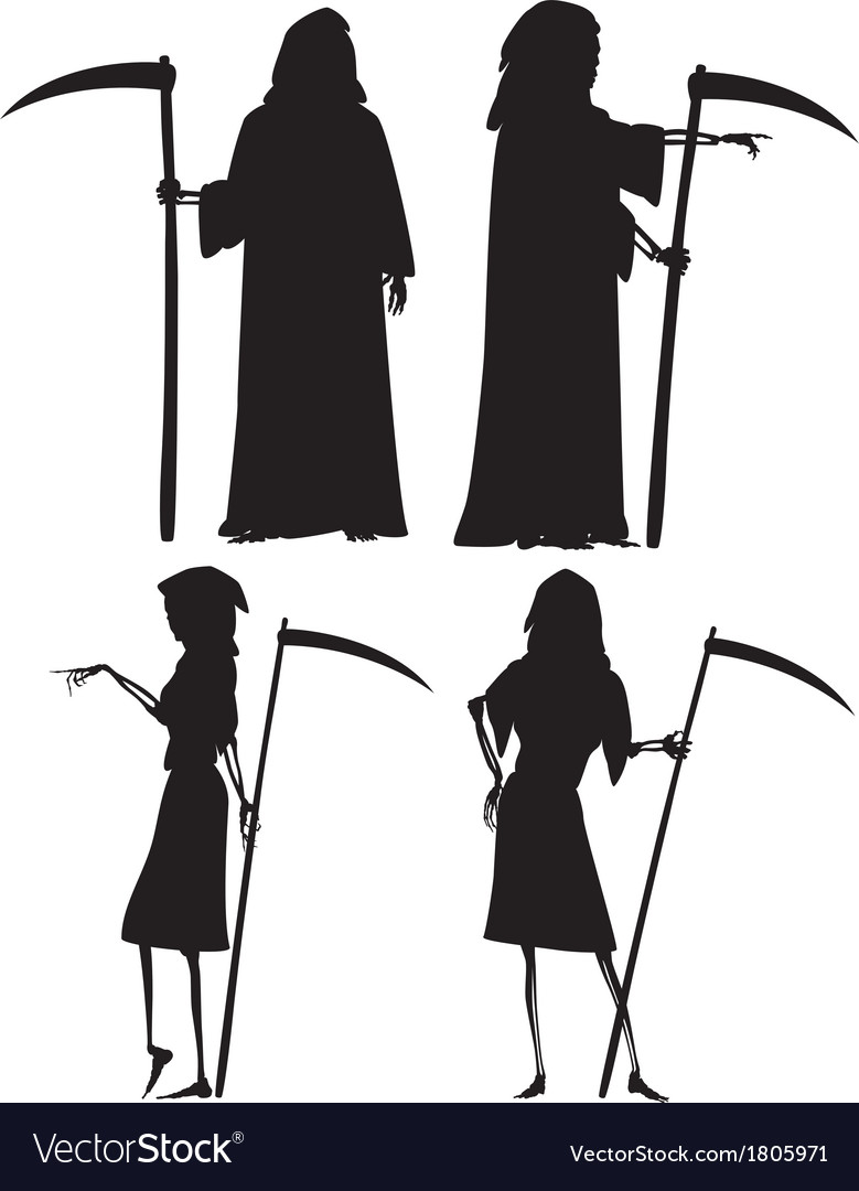 Grim reapers vector | Price: 1 Credit (USD $1)